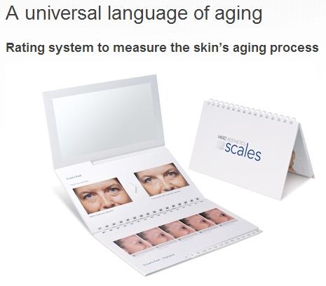 Escala de envelhecimento