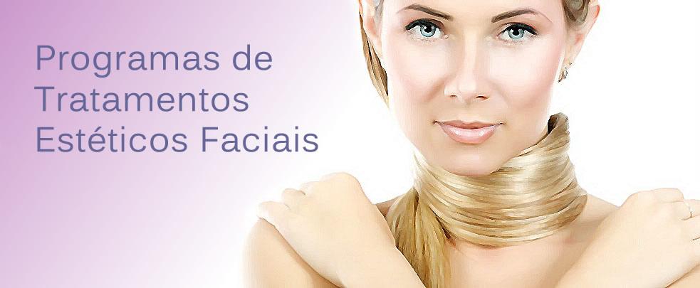 Tratamentos esteticos faciais