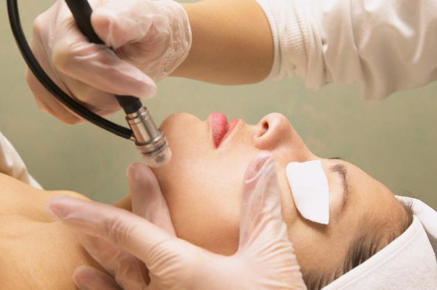 tratamento com laser