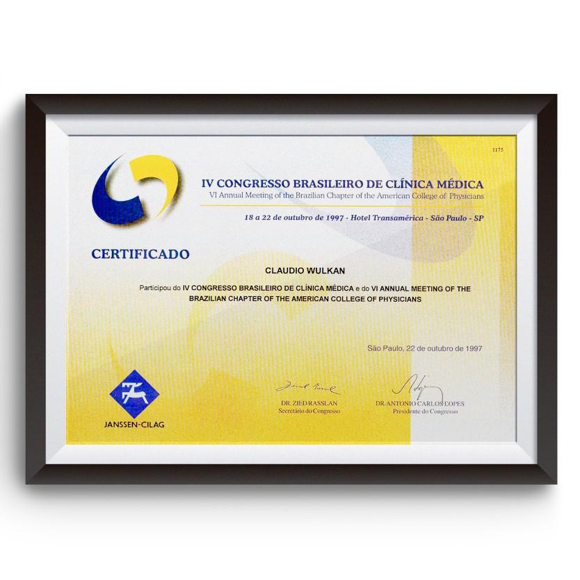 cv claudio wulkan