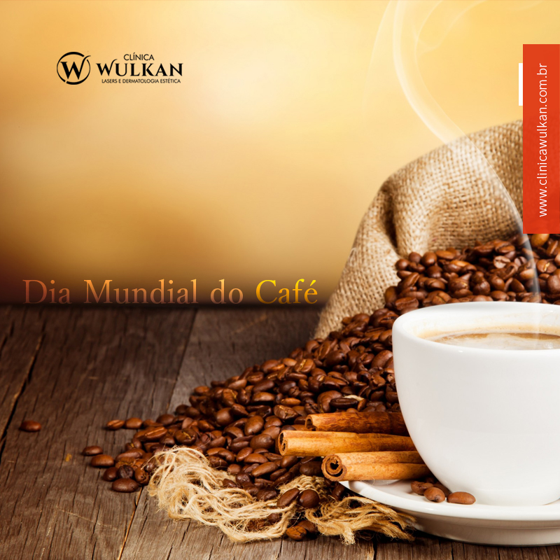 Dia Mundial do Café!