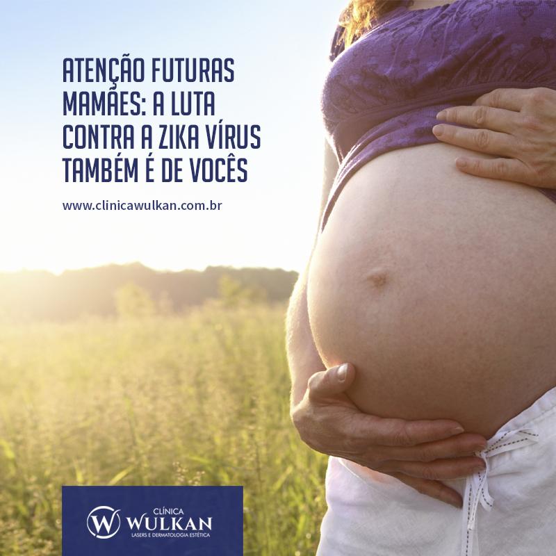 Atenção futuras mamães