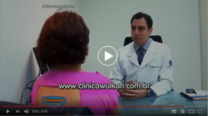 Programa da Record - Avaliação médica esclarecedora