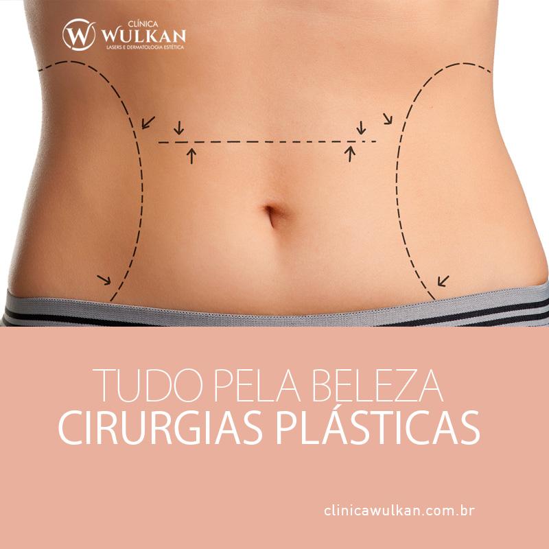 Tudo pela beleza – Cirurgias Plásticas