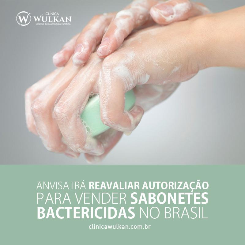 Vendas de sabonetes bactericidas