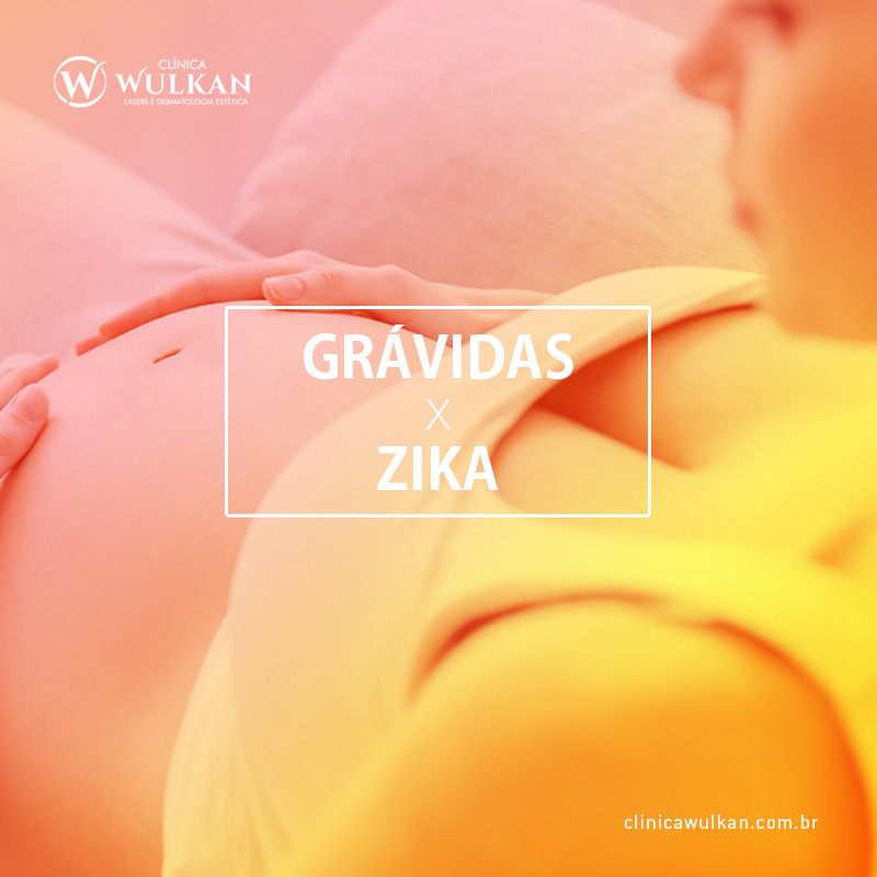 Grávidas x Zika