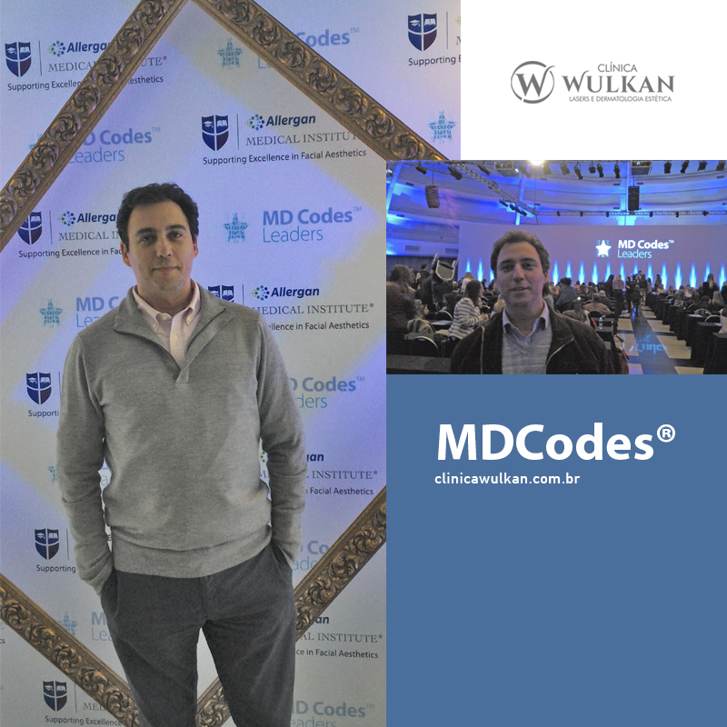 Dr. Wulkan em Treinamento Internacional MD CODES