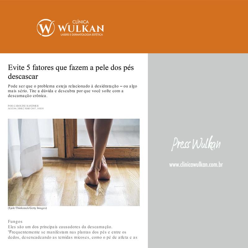 5 fatores que fazem a pele dos pés descascar