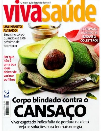 Estresse na Pele - Clinica Wulkan - Revista Viva Saude