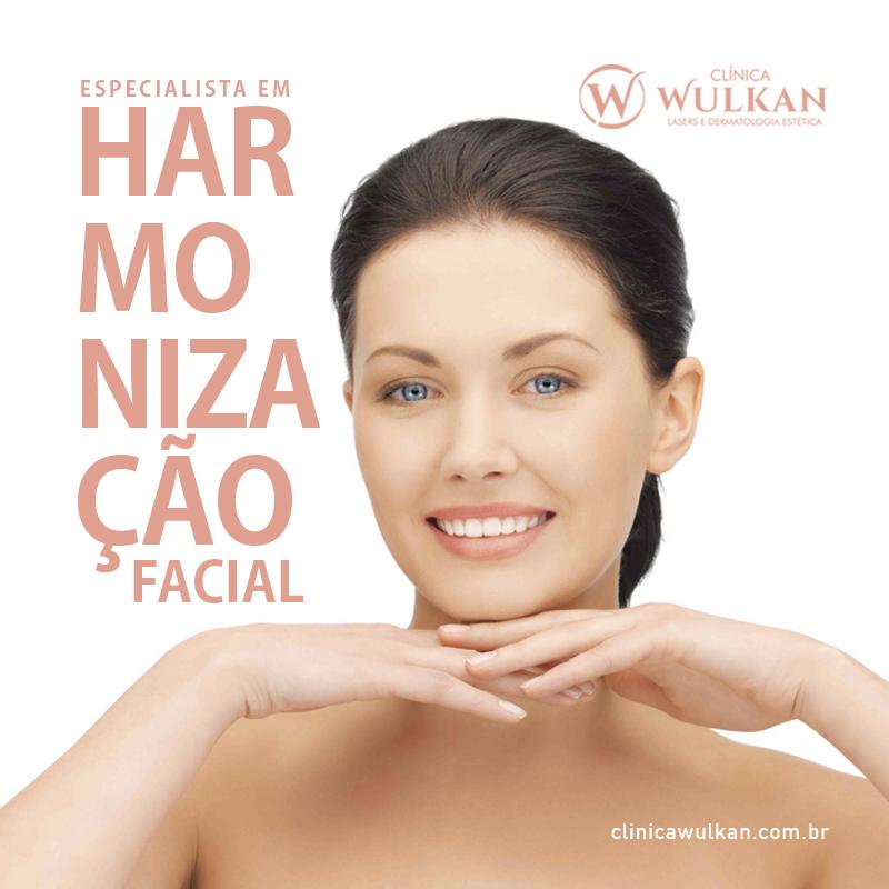 Especialista em harmonização facial