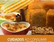 Cuidados ao consumir alimentos em festas juninas