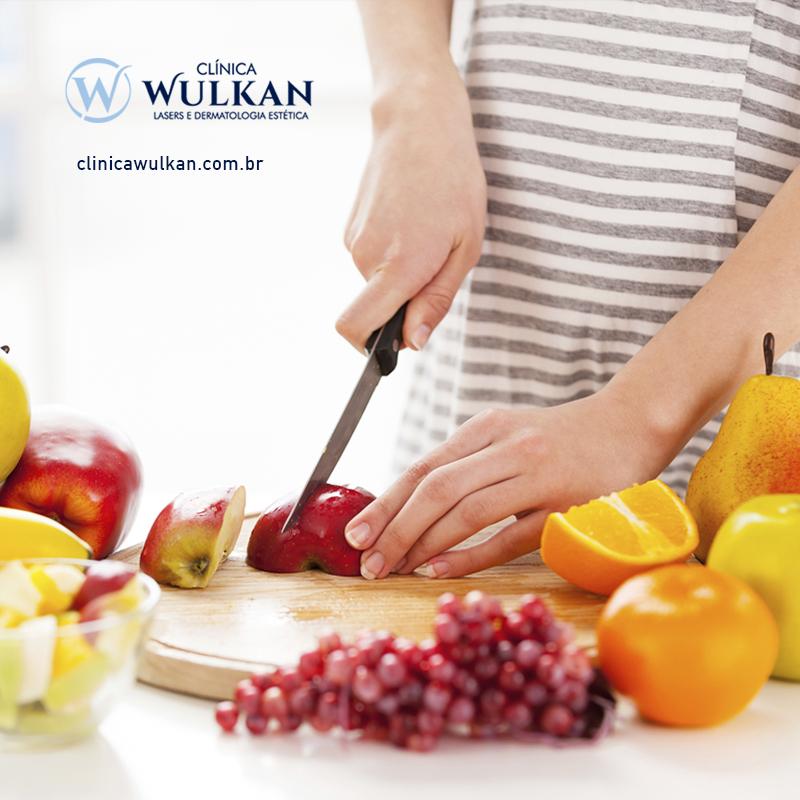 Alimentos que contribuem para a beleza!