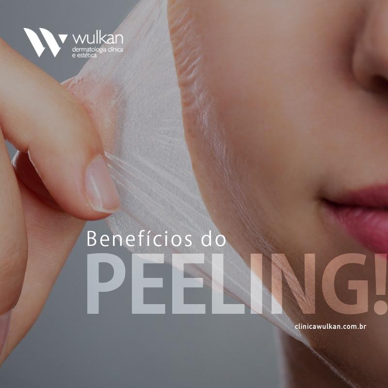 Benefícios do Peeling!