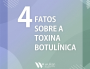 Quatro fatos sobre a toxina botulínica