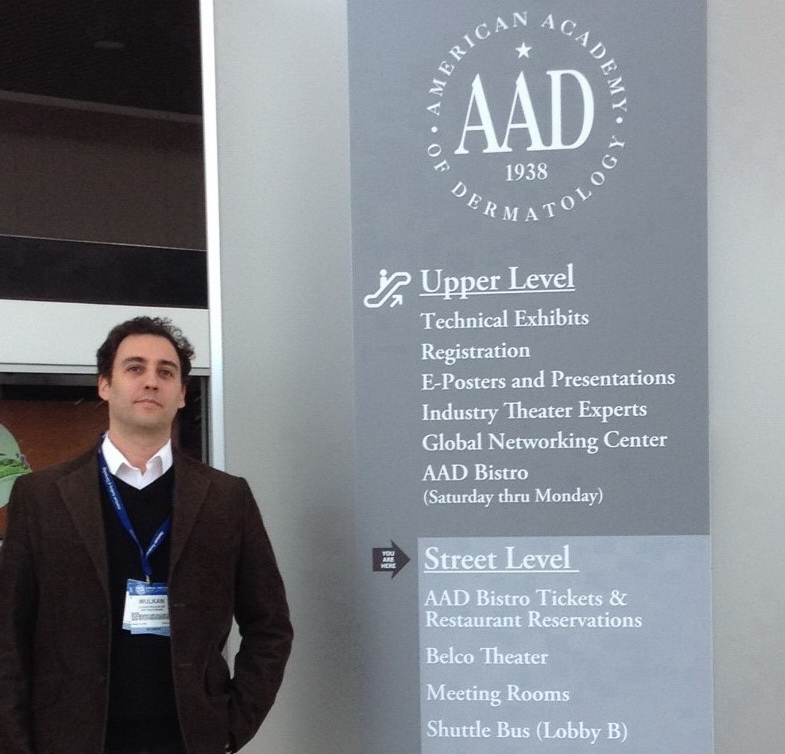 dr.claudio AAD 2014 congresso